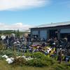 Great Charity Rides at Motorrad!!
