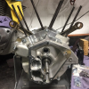 S&S Cases being assembled for a 109″ EVO!!! with Revolution Performance cylinder kit.