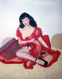 BETTY PAGE VALENTINES